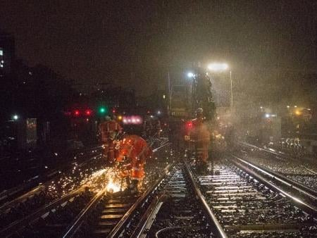 Improvement works at London Victoria. Picture courtesy of Network Rail