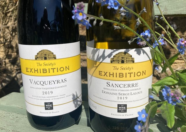 French wines from the Wine Society SUS-210426-152346001