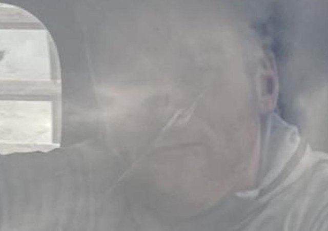 Police would like to identify this man. Photo: Sussex Police