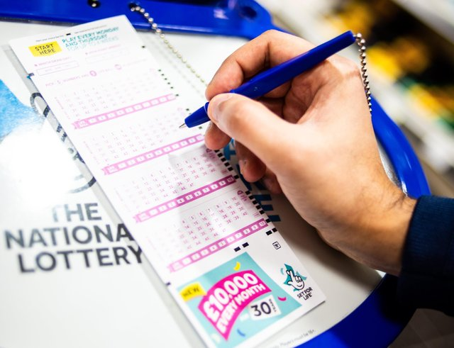The National Lottery. SUS-210428-100202001