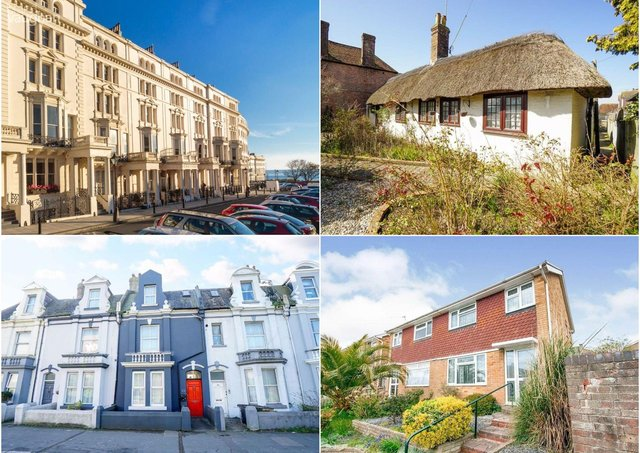 These are just some of the properties which came onto the market in the past 30 days for under £500k