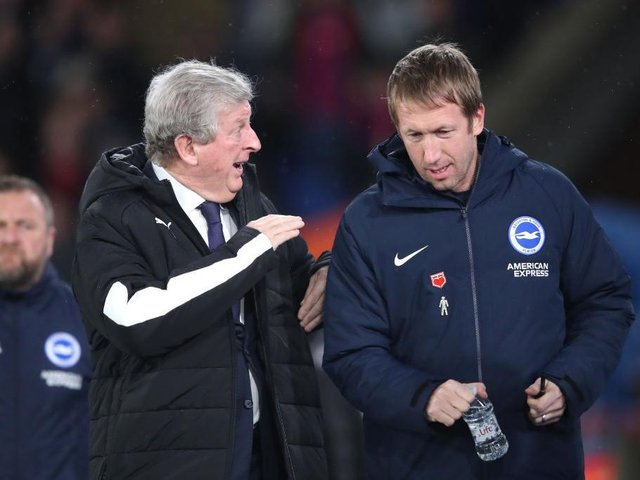 Brighton look safe from the drop and will aim to finish above Crystal Palace and surpass last season's record Premier League points tally of 41