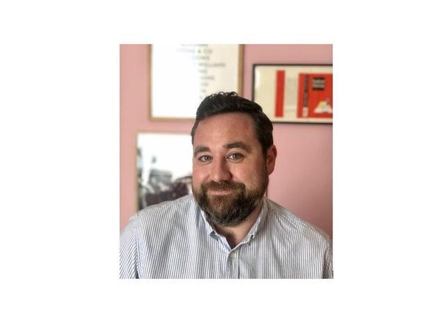 Towner Eastbourne director Joe Hill