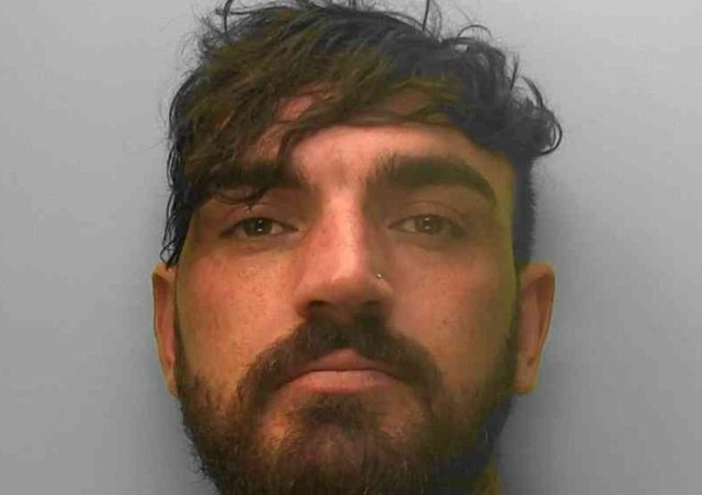 Alan Gale has been sentenced to seven months' imprisonment and disqualified from driving for 18 months. Picture: Sussex Police