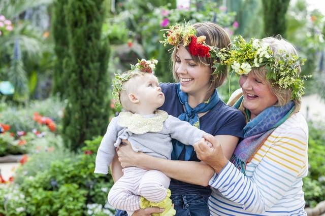 Take part in Garden Day SUS-210505-121434003