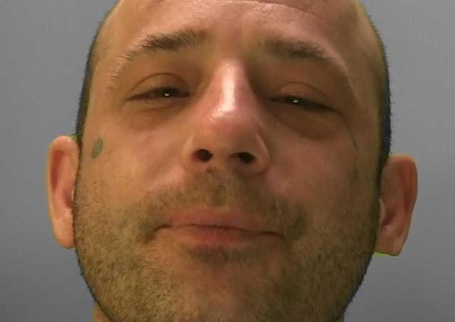 John Paul Healey from Ringmer has been jailed