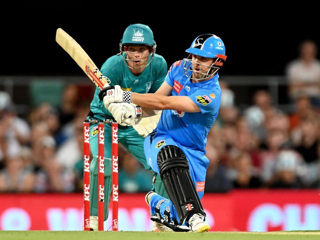 Travis Head in action for Adelaide Strikers / Picture: Getty