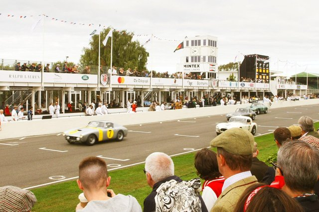 Goodwood Revival is just one of the events expecting to return this year. Photo by Derek Martin Photography. SUS-190913-124350008