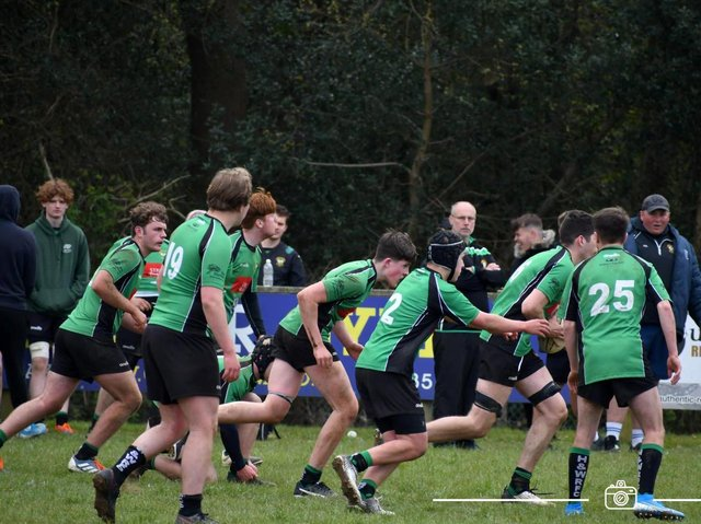 Heathfield Colts in action / Picture: VJ Photography