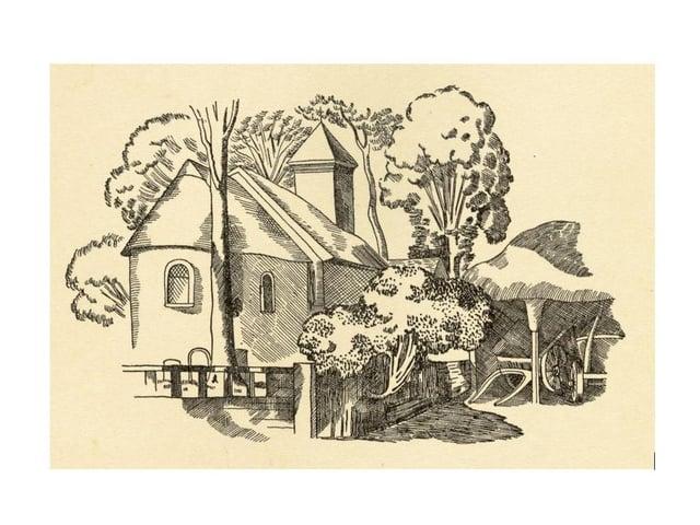 Men in the fields - John Nash