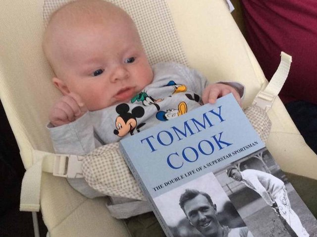 Myles casts a critic's eye over the book about his great grandfather