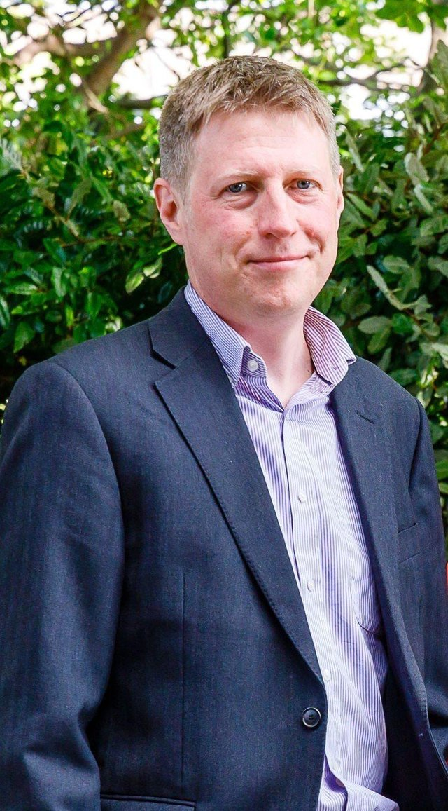 Councillor James MacCleary, leader of Lewes District Council