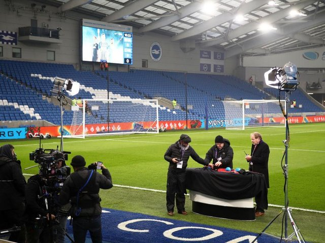 Brighton ensured their Premier League safety earlier this week and will be part of the new £5bn TV deal
