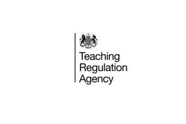 The matter was heard by the Teaching Regulation Agency SUS-210513-154355001