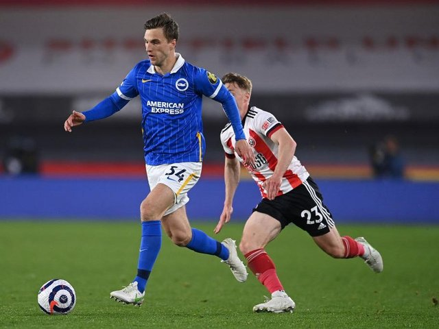 Joel Veltman missed the match at Wolves last week due to a calf injury