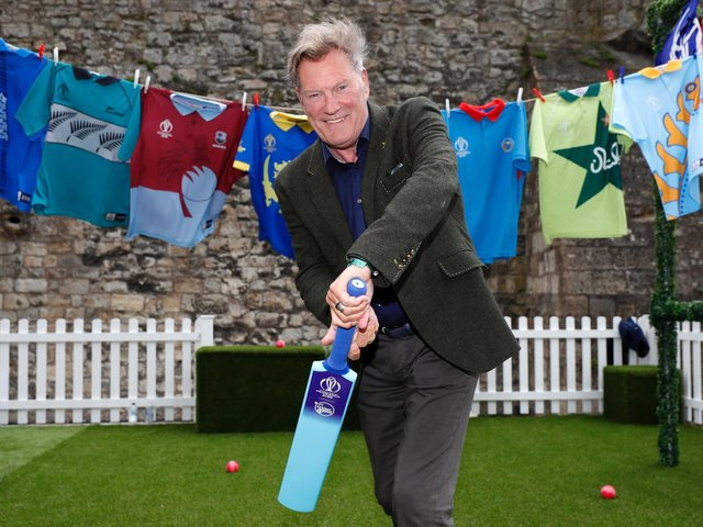 Glenn Hoddle is a big supporter of football and cricket causes / Picture: Getty