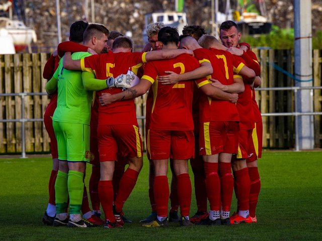 A semi-final loss made for a disappointing end to Newhaven's season / Picture: Tommy McMillan