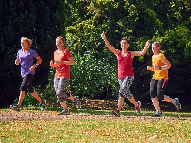 parkrun UK has announced that it has been forced to delay the planned reopening of 5k events in England on Saturday, June 5. Picture courtesy of parkrun UK