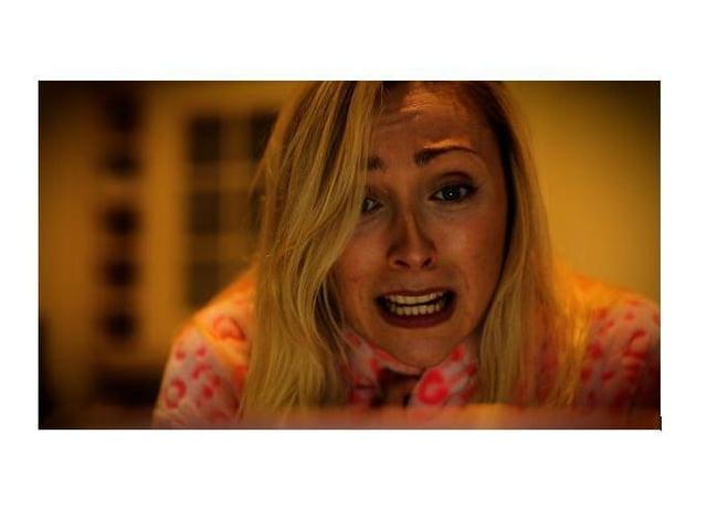 Chloe (Tiffany Hannam-Daniels) In The Lockdown Hauntings
