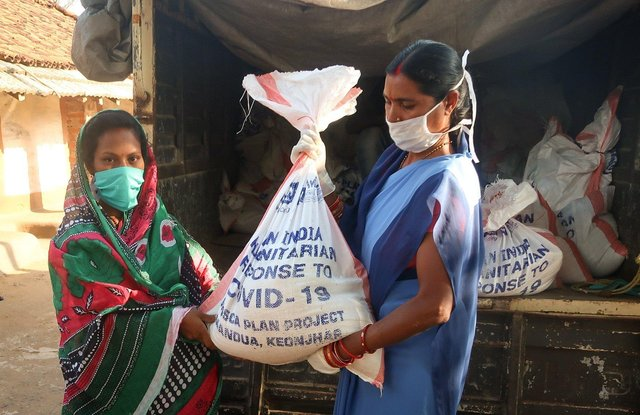 Sussex Freemasons send aid to families in India hit by the pandemic SUS-210524-105619001