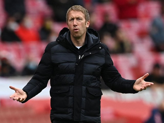 What did you make of Graham Potter and Brighton this season? Here's a chance for you to have your say