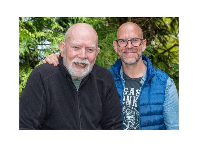 Paul Harvey & Nick Harvey photo credit Music For Dementia