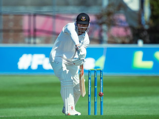 Sussex found batting tricky on day one against Northants / Picture: PW Sporting Photography