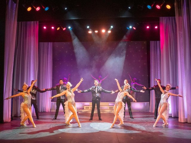 There's No Business Like Show Business,Royal Hippodrome Theatre, Eastbourne