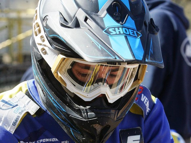 Jake Knight is in the Seagulls team in Kent / Picture: Mike Hinves