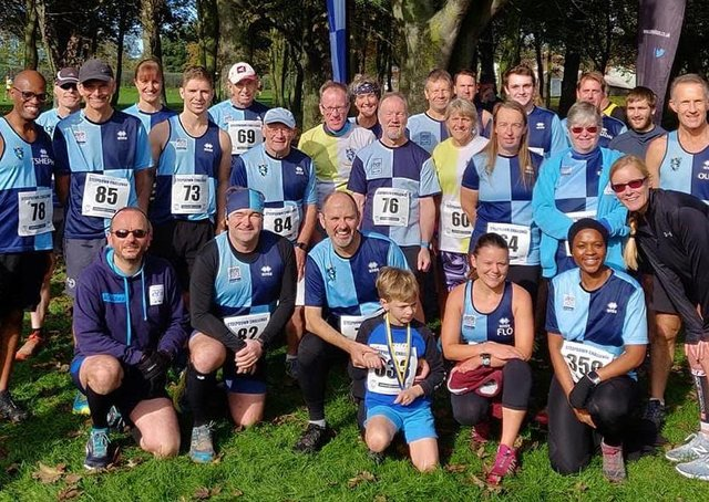 Chailey Heritage Burgess Hill Runners SUS-210106-093547001