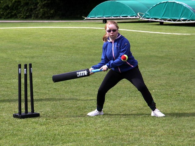 Cricket is for all at Buxted Park CC / Picture: Ron Hill