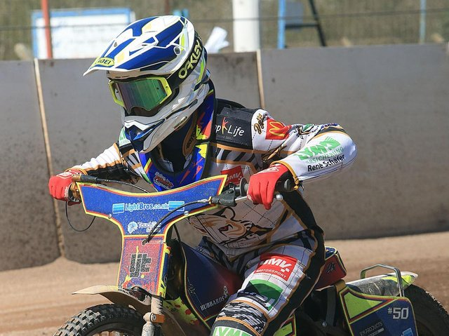 Nathan Ablitt is in for his Eagles Championhip debut at Scunthorpe / Picture: Mike Hinves