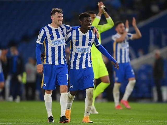 Brighton finished 16th last season in the Premier League
