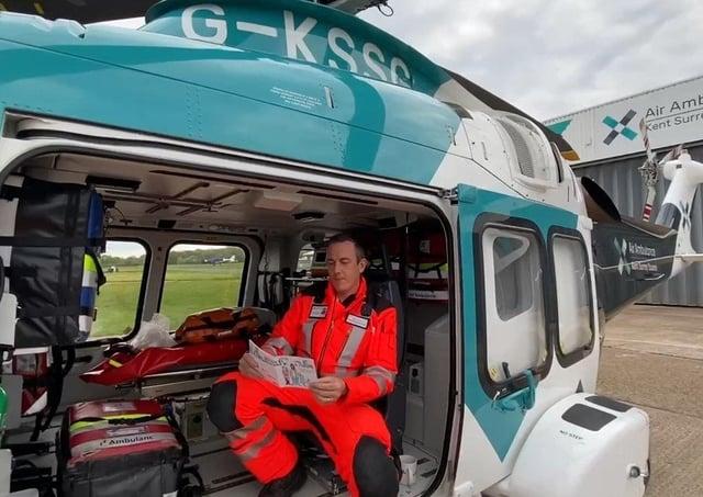 Air Ambulance Child Safety Week 1 SUS-210706-115647001