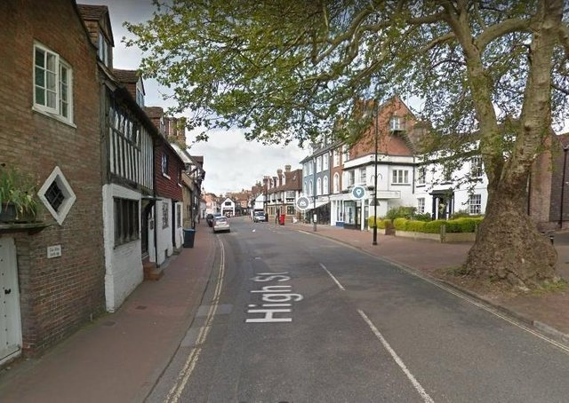 East Grinstead (Photo from Google Maps Street View)