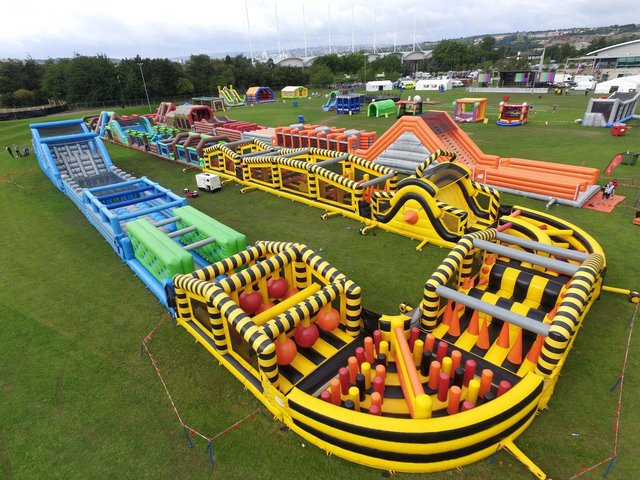 The family extravaganza is coming to Ardingly this summer.