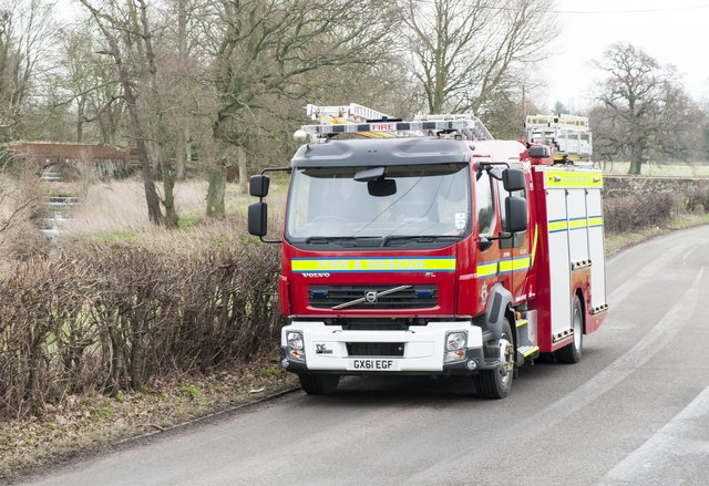 East Sussex Fire and Rescue Service. SUS-200430-105315001
