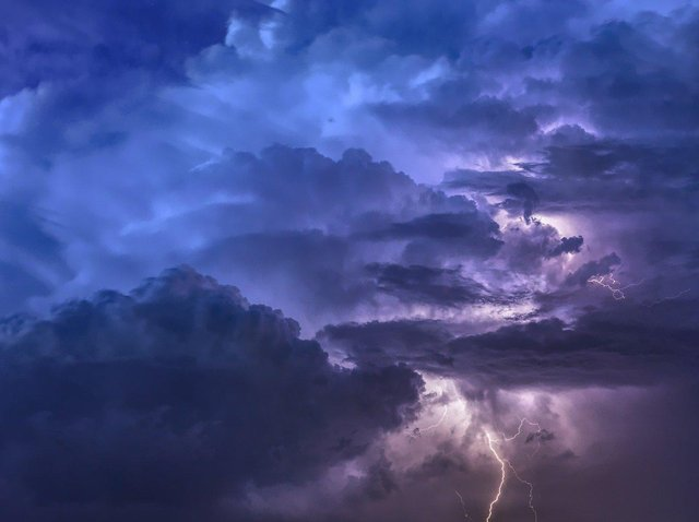 Thunderstorms are on the way. Photo: Pixabay