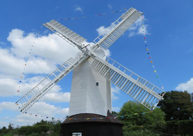 Jill Windmill's 200 Years Celebration and reopening event takes place on Saturday and Sunday (June 19-20). Picture: Jack and Jill Windmills Society.