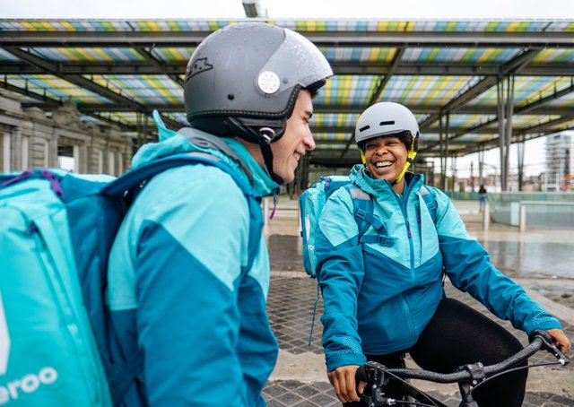 Deliveroo is coming to Hailsham and Peacehaven