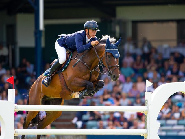 Hickstead stages the Prenetics Royal International Horse Show in July / Picture: Elli Birch - Boots and Hooves Photography