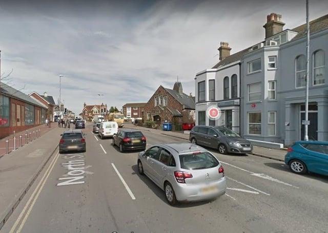 North Street, Hailsham. Photo from Google Maps. SUS-210621-111243001