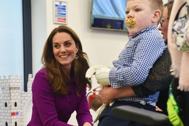 The Duchess of Cambridge is royal patron for EACH, East Anglia's Children's Hospices