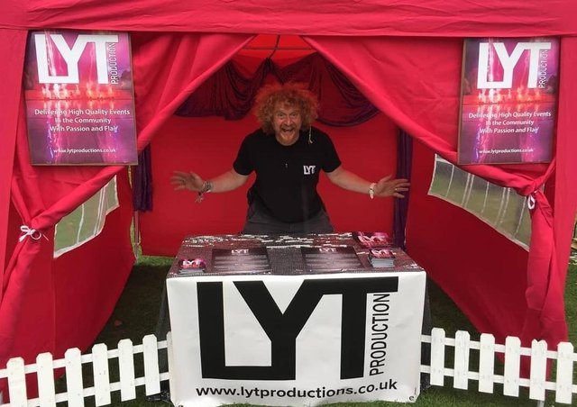 LYT productions was one of the groups to benefit from funding
