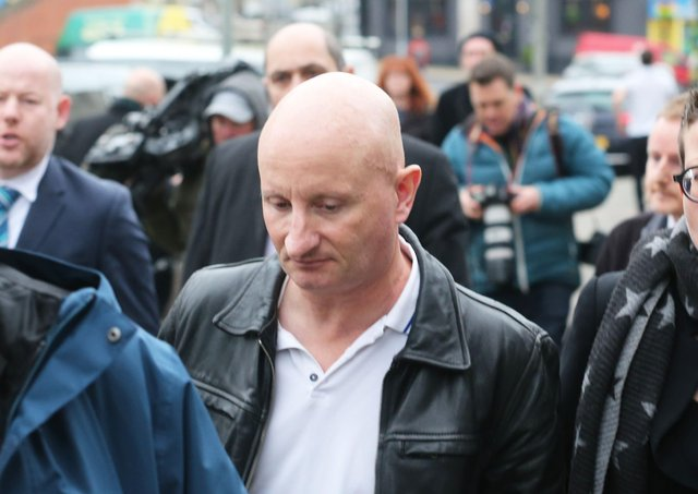 Steve Bouquet has been found guilty of brutal knife attacks on cats in the city