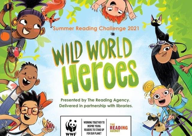 Summer reading challenge for children SUS-210628-131428001