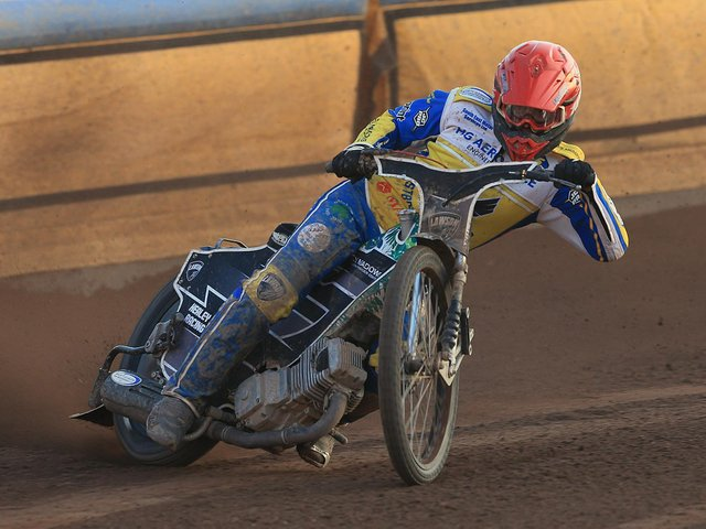 Richard Lawson has moved up to the No1 slot for the Eagles / Picture: Mike Hinves