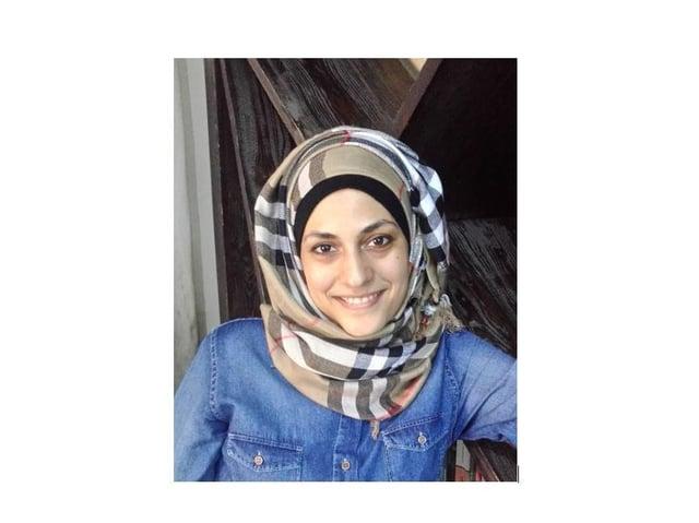 Marwa Al-Sabouni - Credit Ghassan Jansiz
