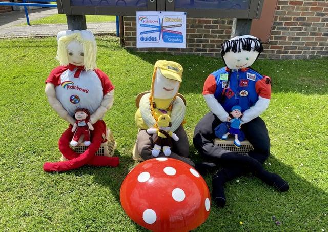 Willingdon Scarecrow Festival SUS-210607-121836001