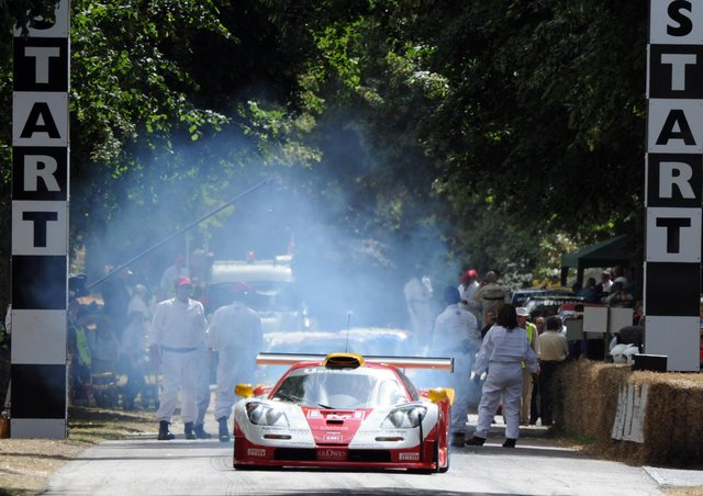 Goodwood's Festival of Speed is making a return. Picture: Paul Jacobs